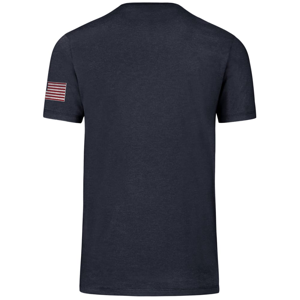 47 BRAND Men's Operation Hat Trick Two Peat Knockaround '47 Club Short-Sleeve Tee - NAVY
