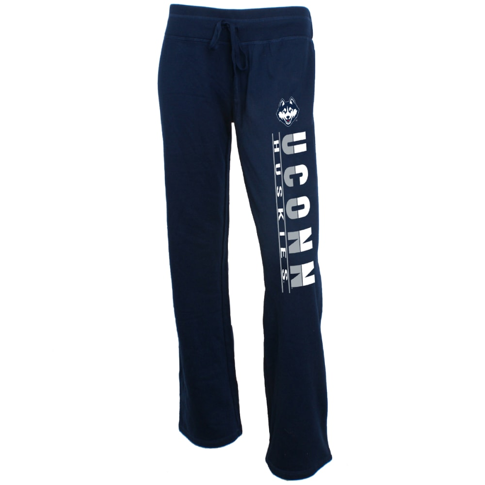 Uconn Women's Lounge Pants - Blue, M