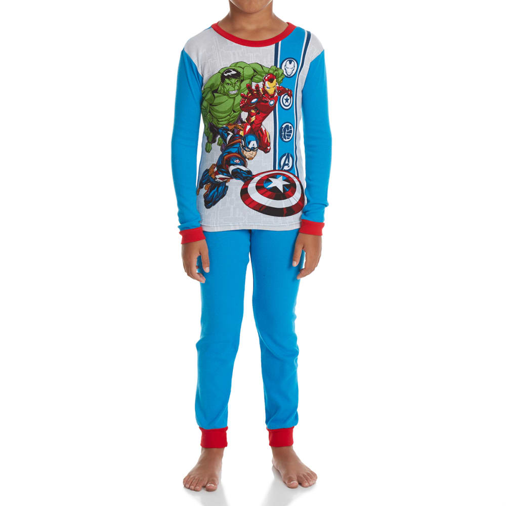 AME Boys' Four-Piece Avengers Sleep Set - ASSORTED