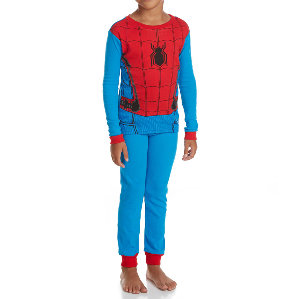 AME Boys' Four-Piece Spiderman Sleep Set - ASSORTED