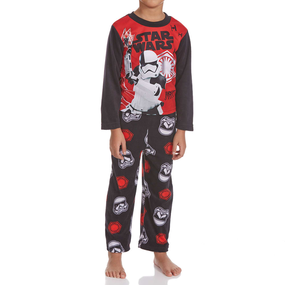 Ame Boys Two-Piece Star Wars Fleece Sleep Set - Various Patterns, 4