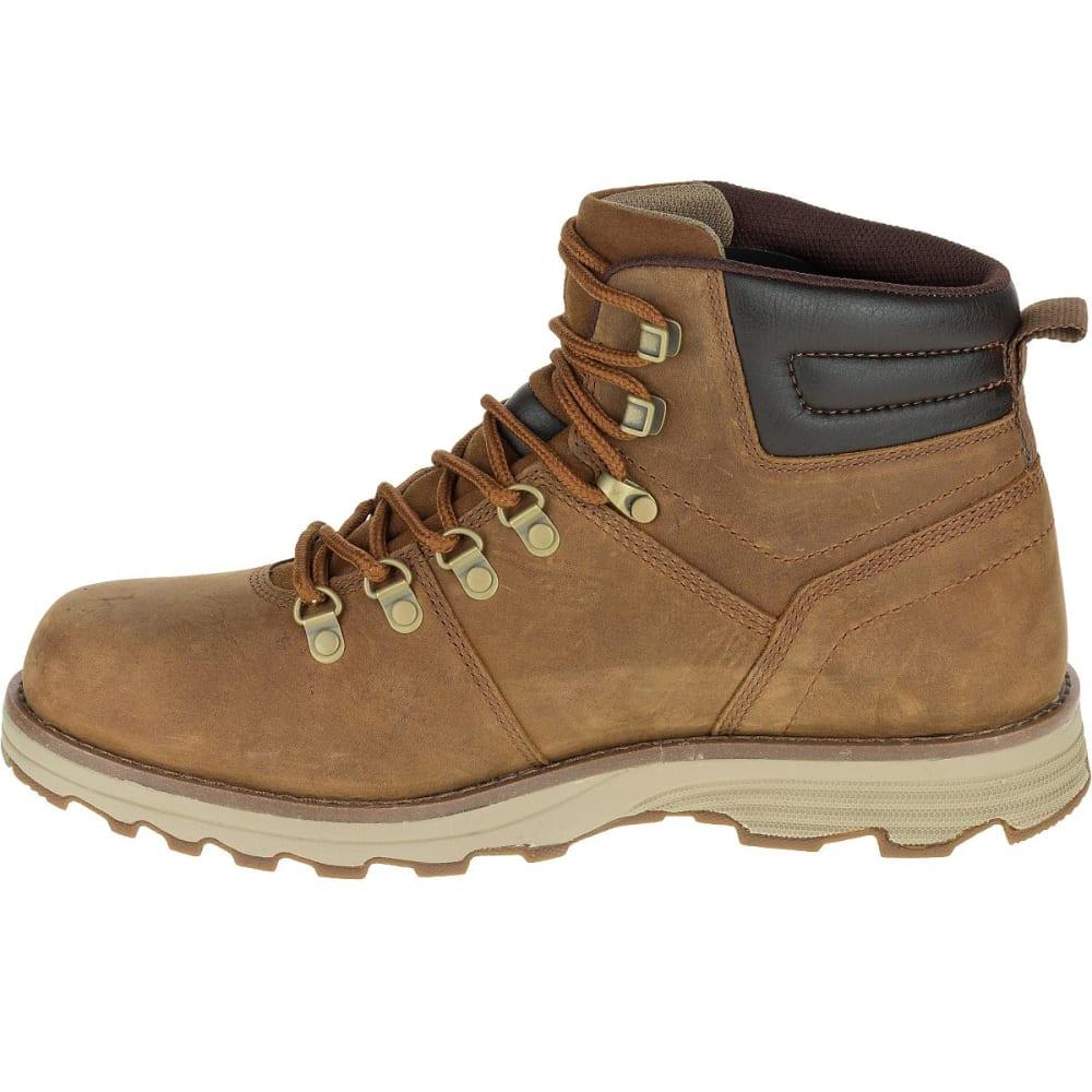 CATERPILLAR Men's 6 in. Sire Waterproof Work Boots, Brown Sugar - BRN SUGAR