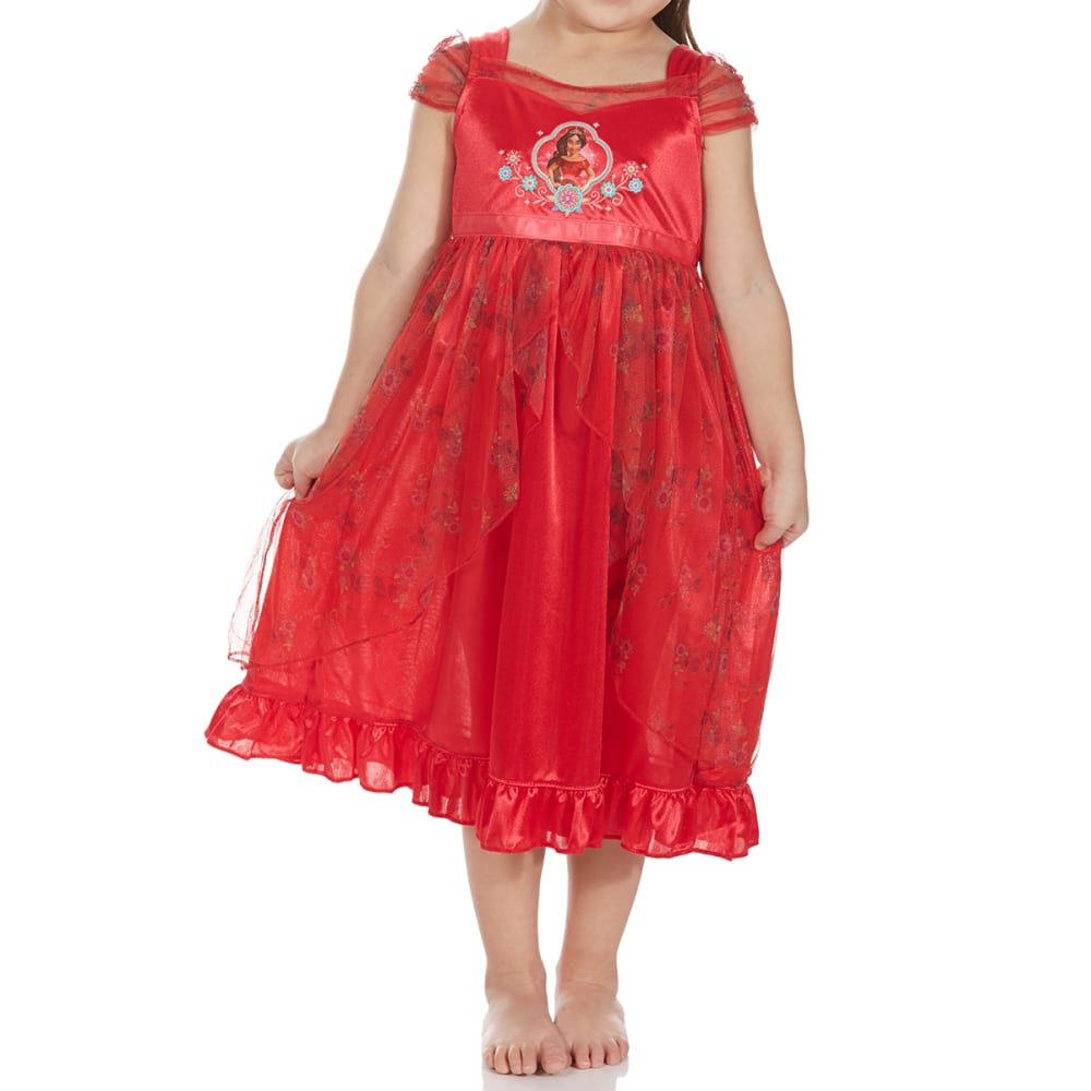 AME Little Girls' Elena of Avalor Nightgown - ASSORTED
