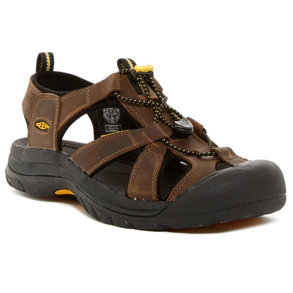 Keen Men's Venice Sandals - Brown, 8