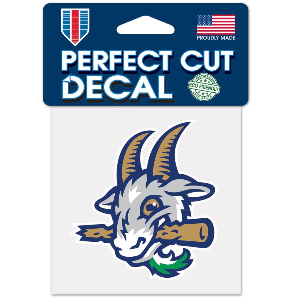 HARTFORD YARD GOATS Perfect Cut Color Decal - BLUE