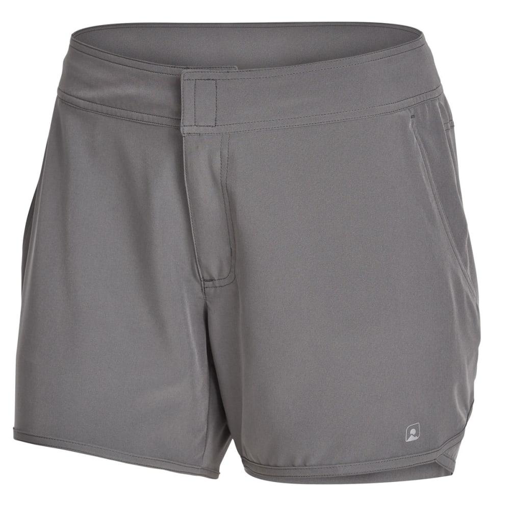 EMS Women's Techwick Hydro Shorts - CASTLEROCK