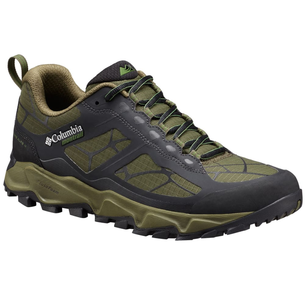 Columbia Men's Trans Alps Ii Trail Running Shoes - Brown, 9