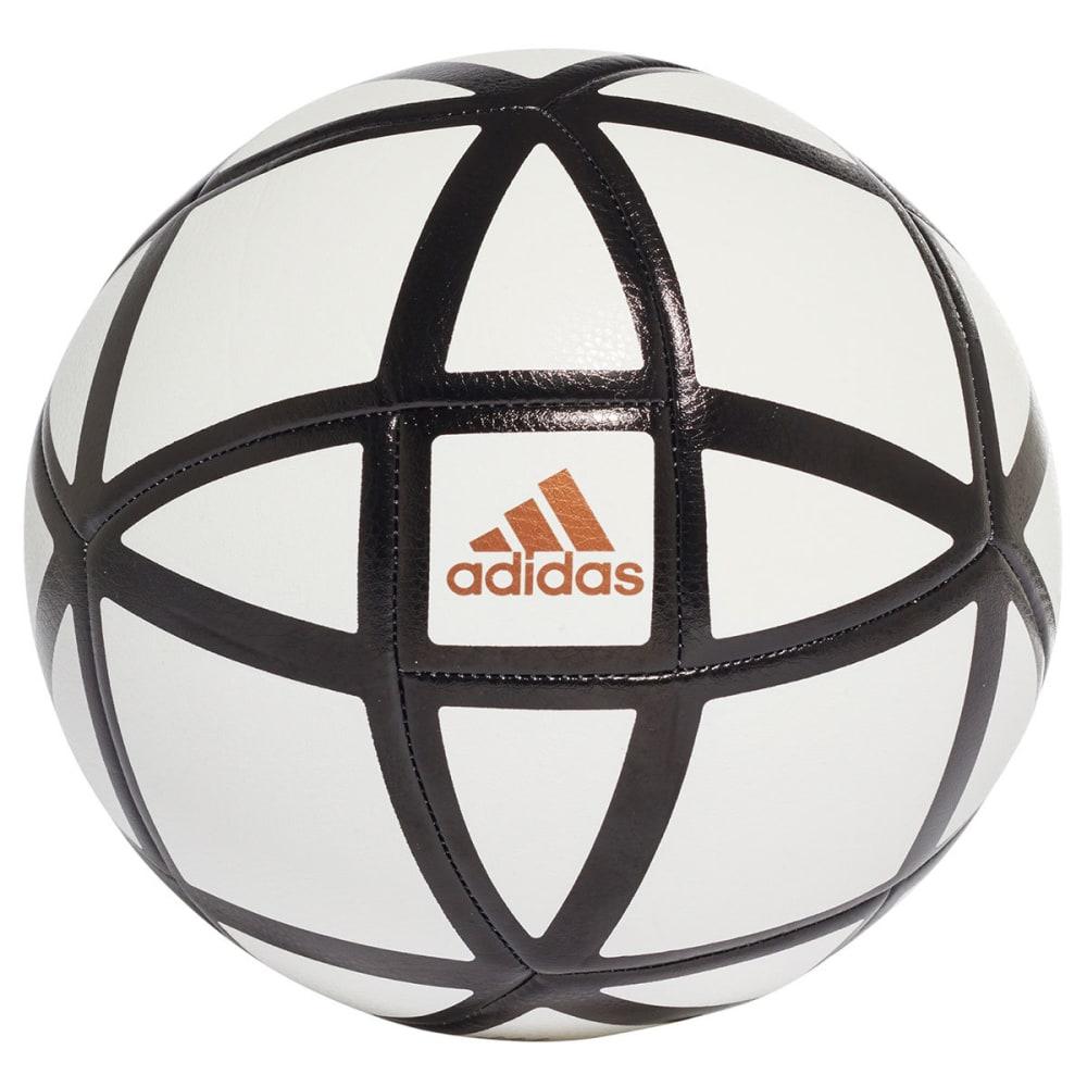 Adidas Glider Soccer Ball - White, 4
