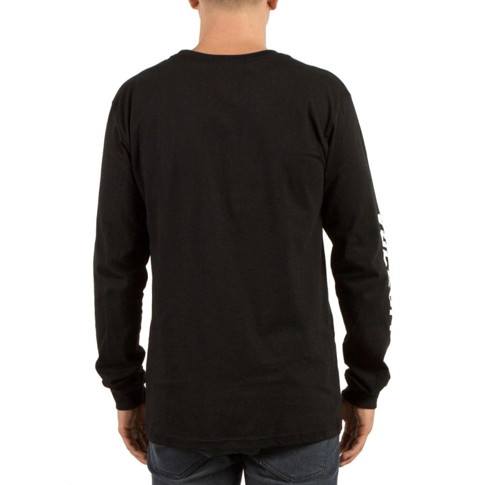 VOLCOM Men's Chopper Long Sleeve T-Shirt - BLACK-BLK