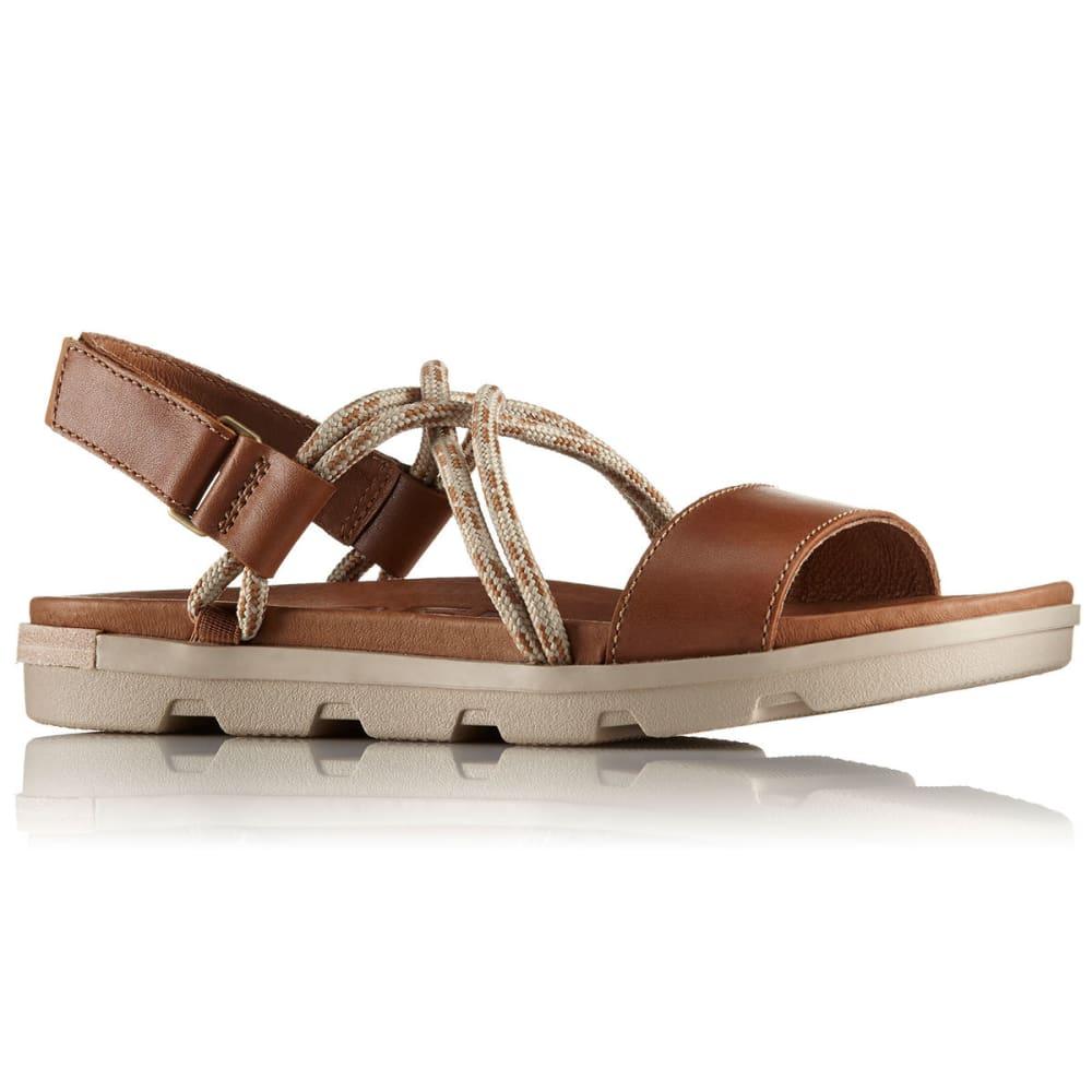 Sorel Women's Torpeda Ii Sandals - Brown, 6
