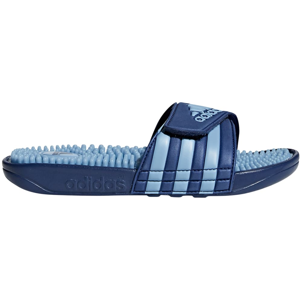 ADIDAS Boys' Adissage K Slides - INDIGO/BLUE