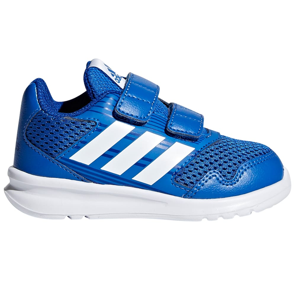 ADIDAS Infant Alta Run CF Shoe - BLUE