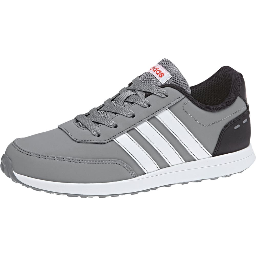 ADIDAS Boys' Neo VS Switch 2 K Sneakers - GREY/WHITE/BLACK