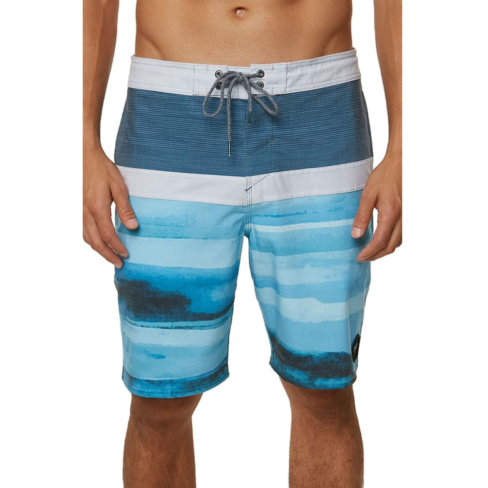 O'neill Men's Breaker Cruzer Boardshorts - Blue, 30