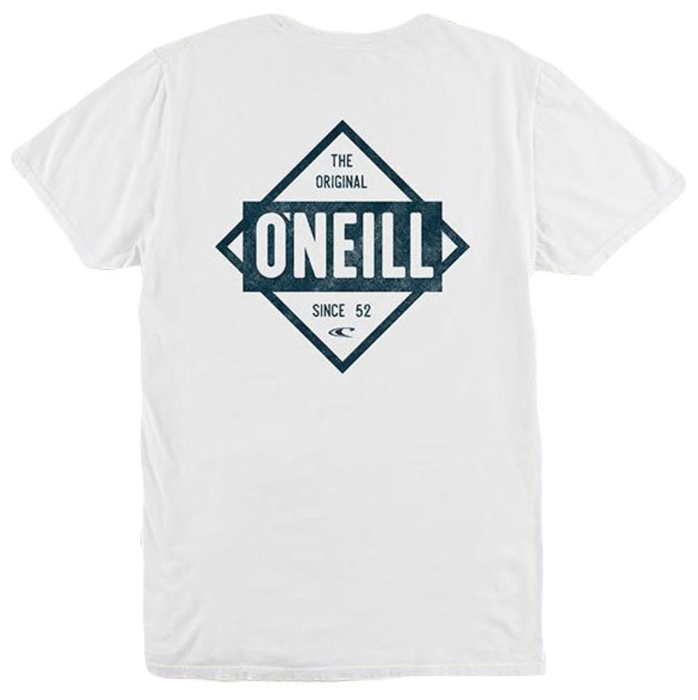 O'neill Guys' The Biz Short-Sleeve Tee - White, S