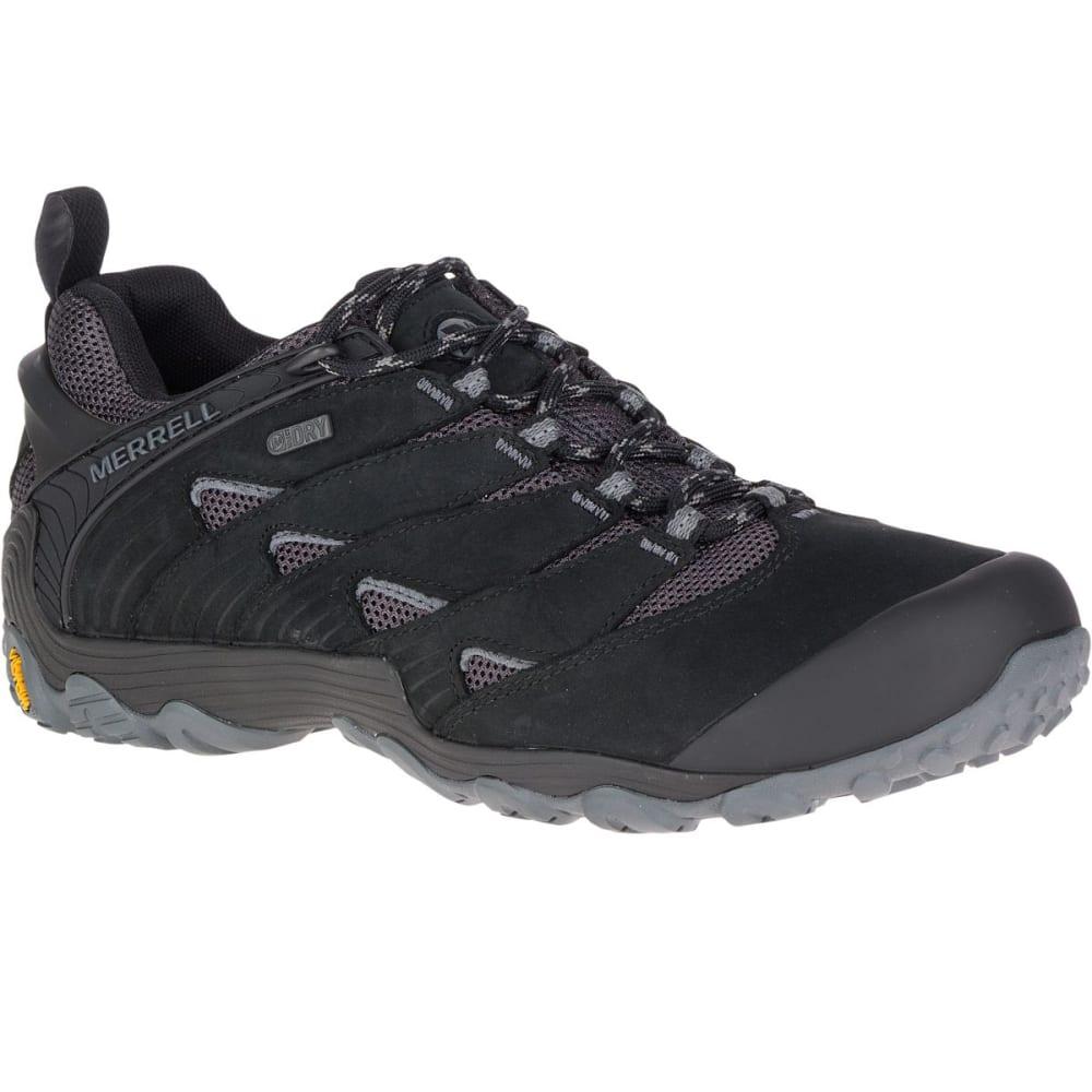 MERRELL Men's Chameleon 7 Low Waterproof Hiking Shoes 7