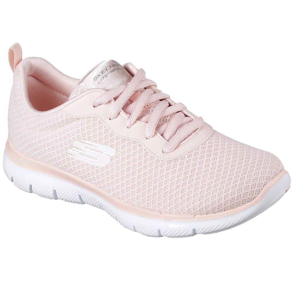 SKECHERS Women's Flex Appeal 2.0 – Newsmaker Sneakers - LT PINK-LTPK