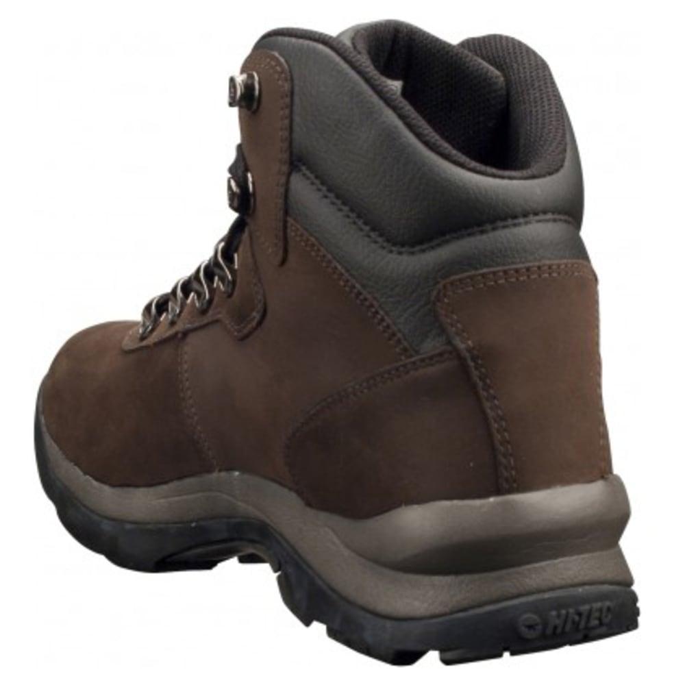 HI-TEC Men's Altitude VI i Waterproof Mid Hiking Boots - DARK CHOCOLATE