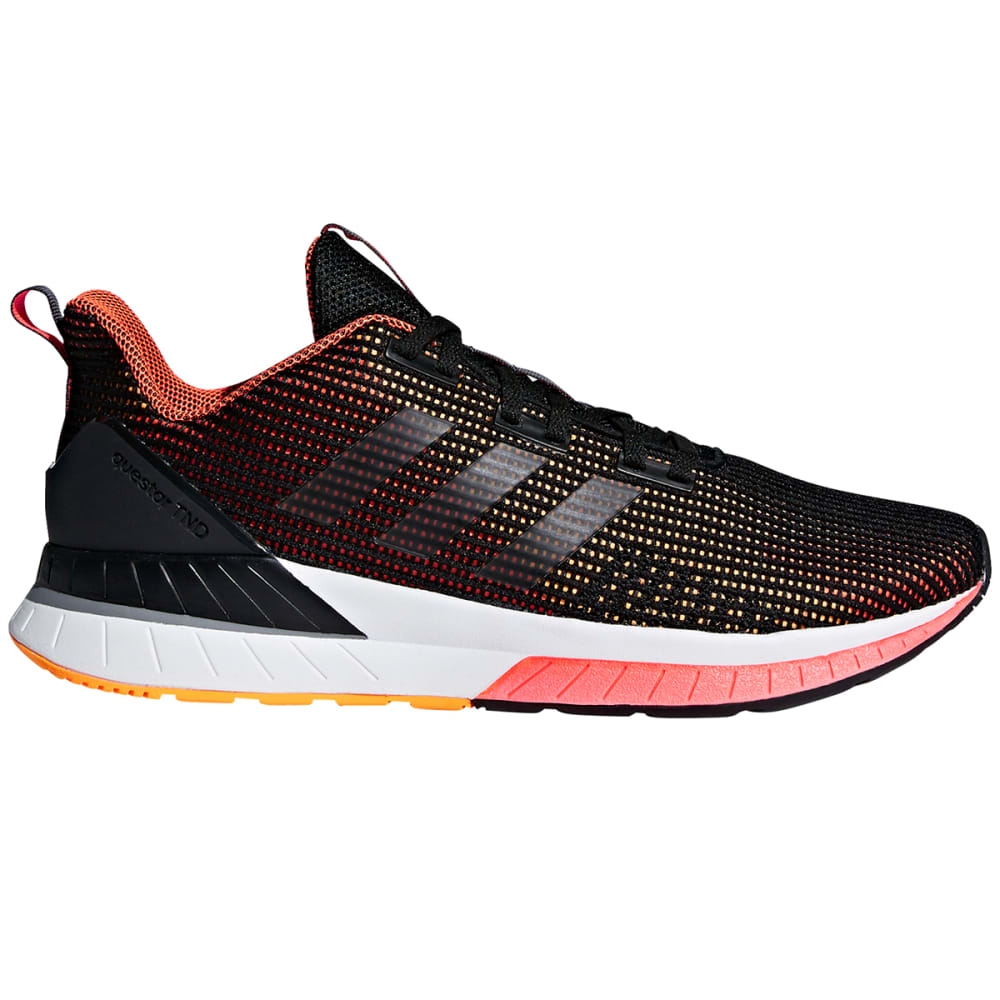 Adidas Men's Questar Tnd Running Shoes - Black, 8