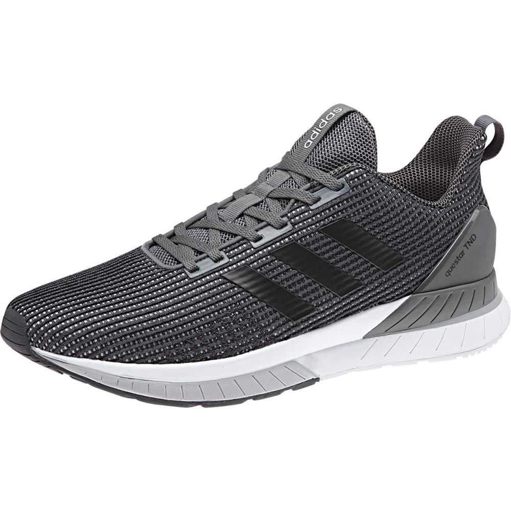 Adidas Men's Questar Tnd Running Shoes - Black, 9