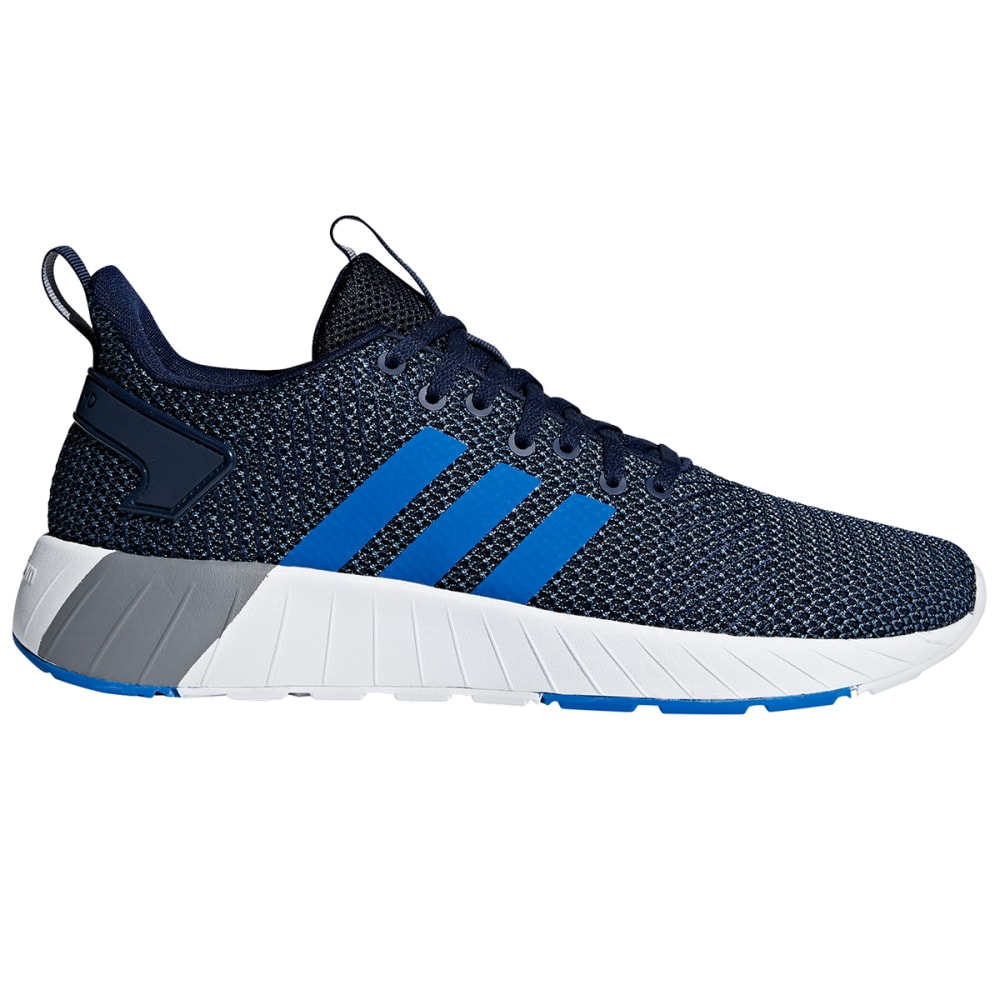 Adidas Men's Questar Byd Running Shoes - Blue, 8