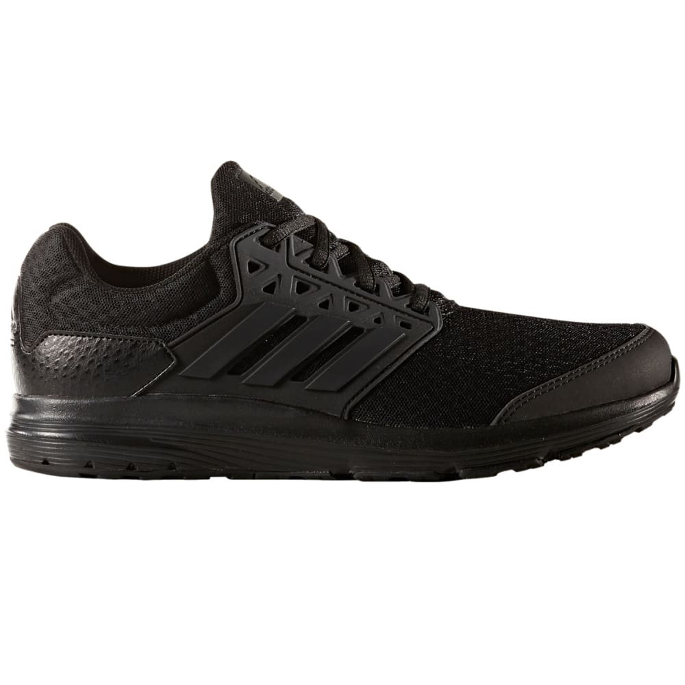 Adidas Men's Galaxy 3 Running Shoes - Black, 8
