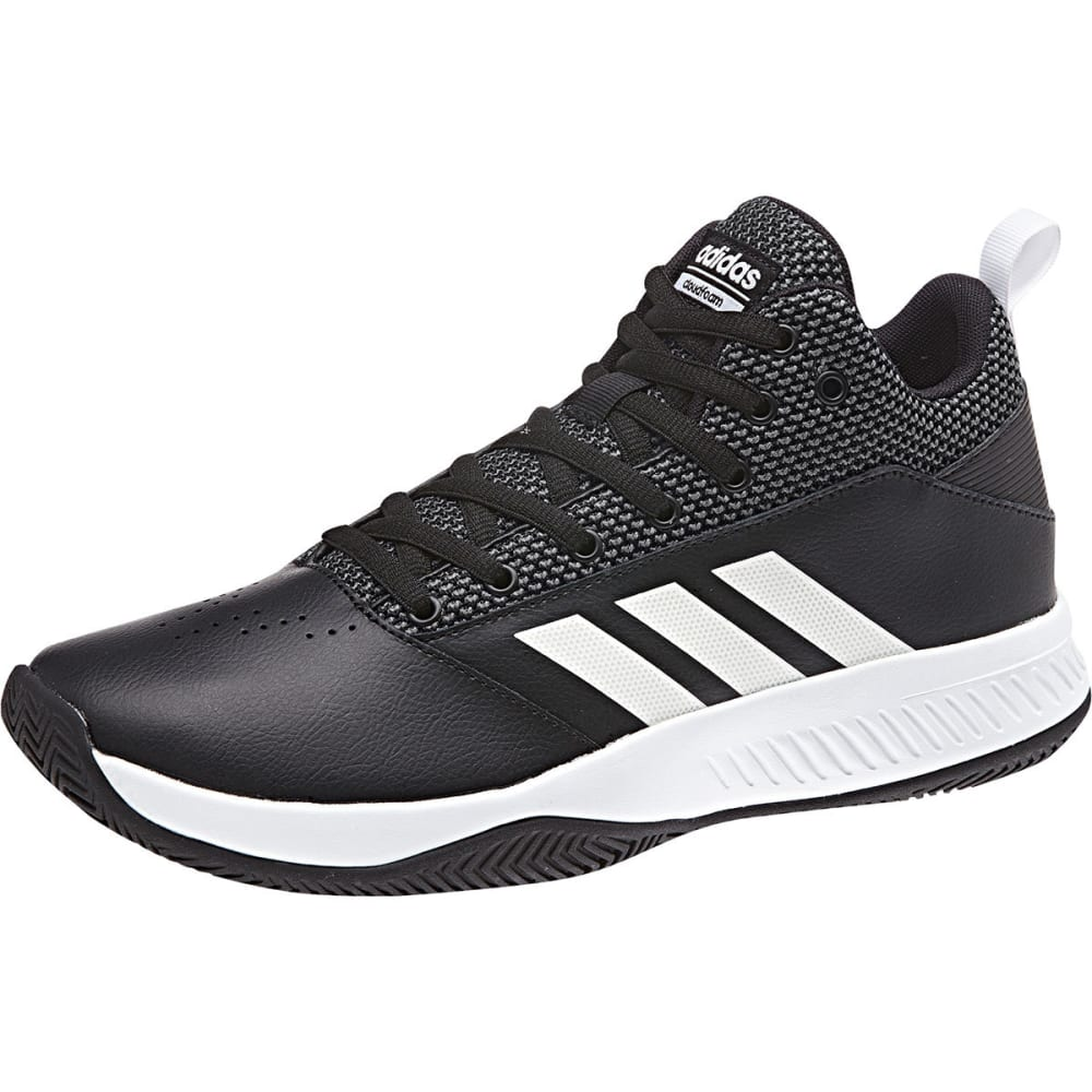 Adidas Men's Cloudfoam Ilation 2.0 Basketball Shoes - Black, 8