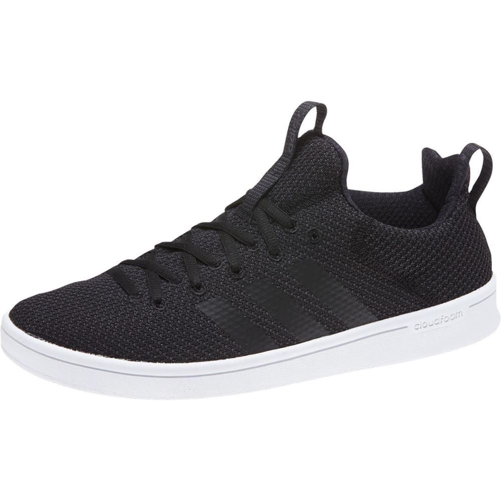 Adidas Men's Cloudfoam Advantage Adapt Sneakers - Black, 8.5