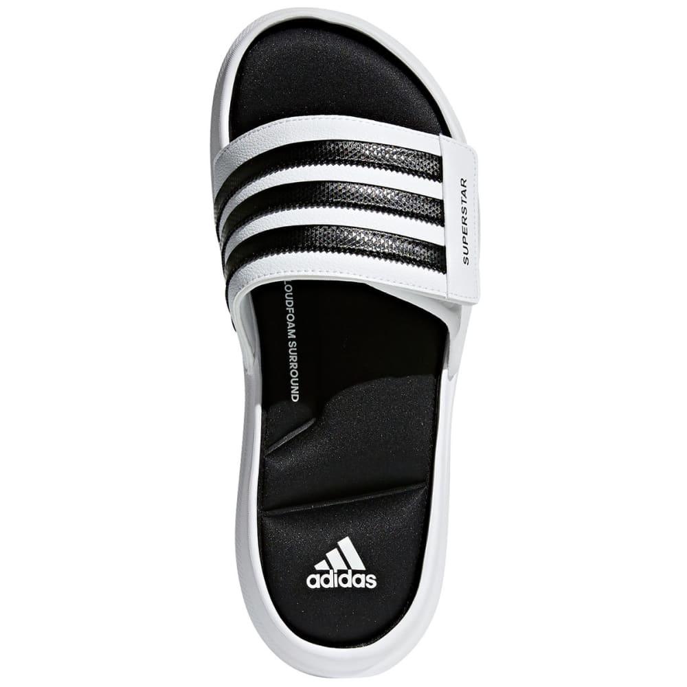 ADIDAS Men's Superstar 5G Slides - WHITE