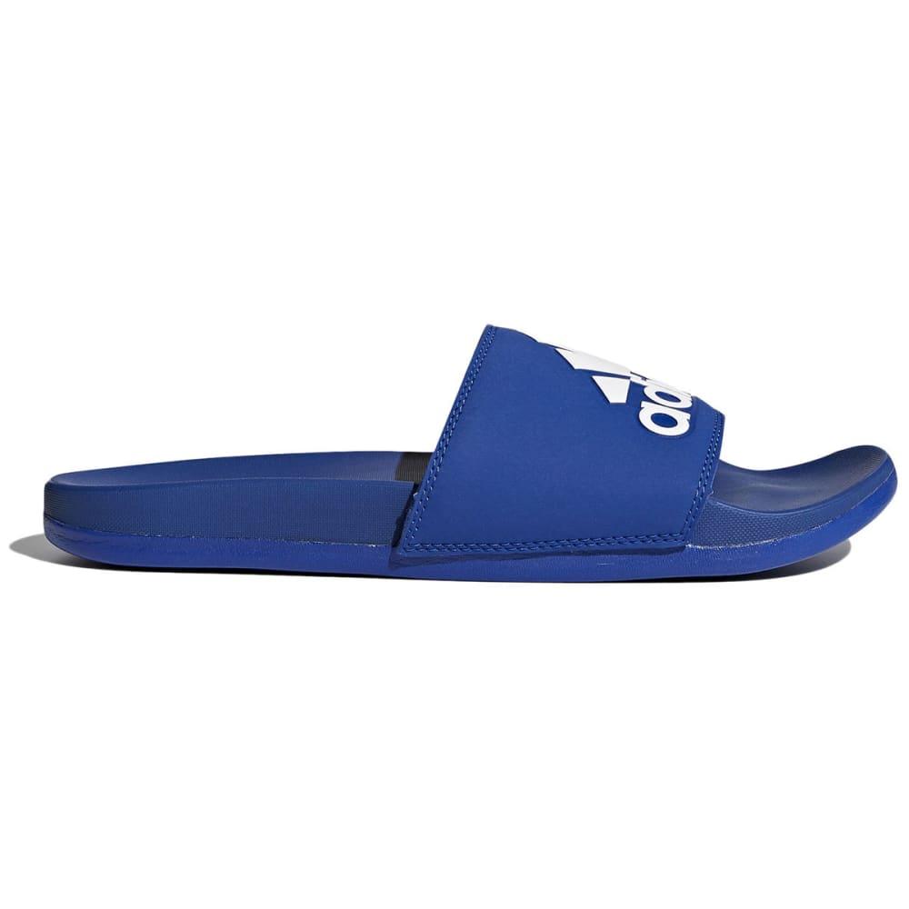 ADIDAS Men's Adilette Cloudfoam Plus Slide Sandals - NAVY