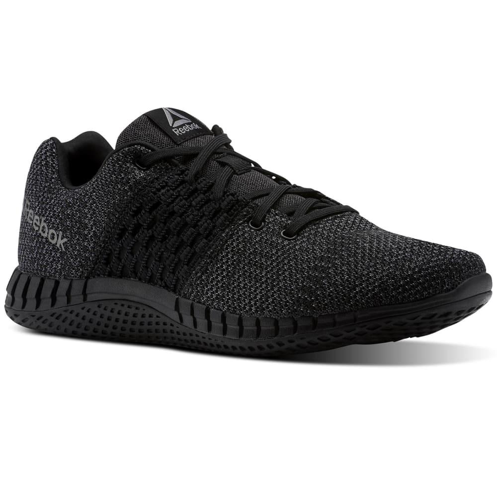 REEBOK Men's Print Run ULTK Running Shoes - BLACK