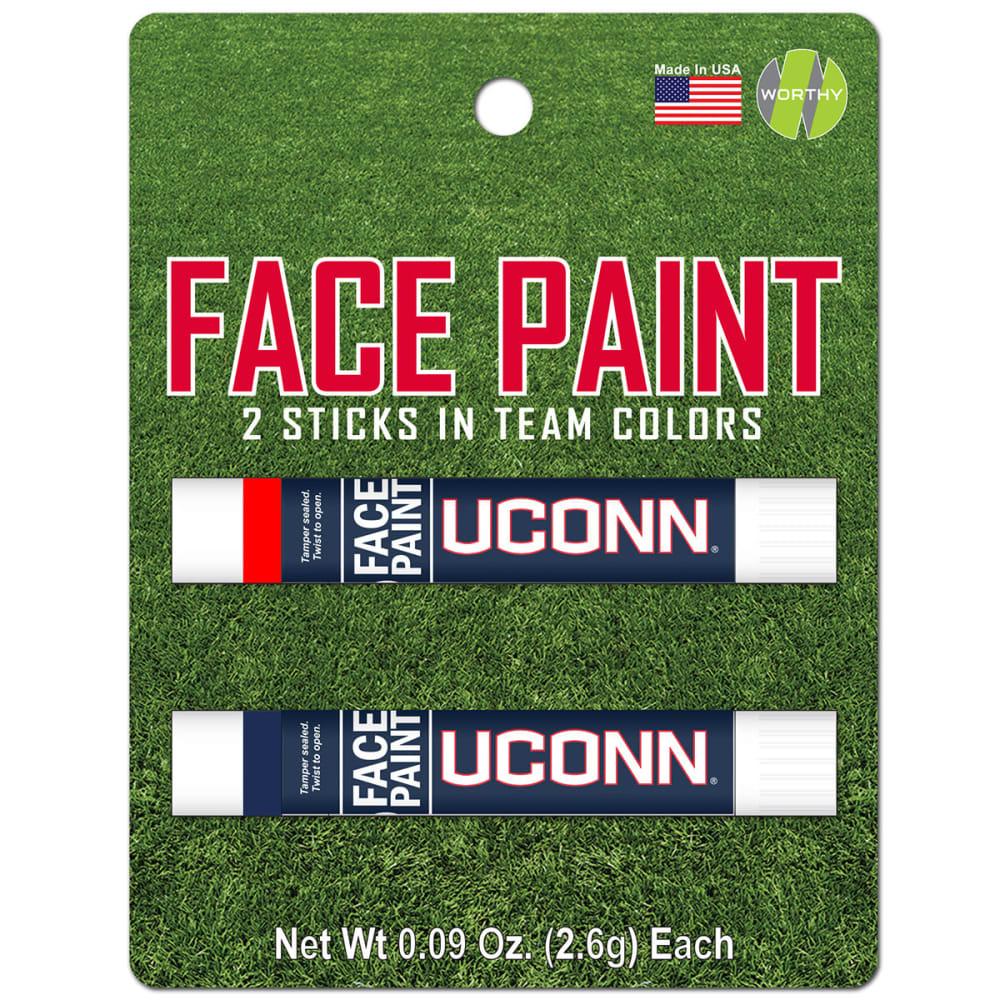 UCONN Face Paint, 2 Pack - NO COLOR