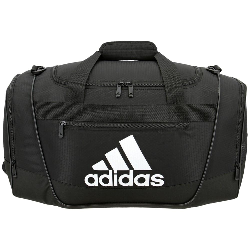 ADIDAS Defender III Duffel Bag, Medium - 5144011-BLACK/WHITE