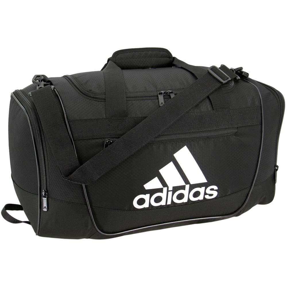 ADIDAS Defender III Duffel Bag, Small - 5144037-BLACK/WHITE