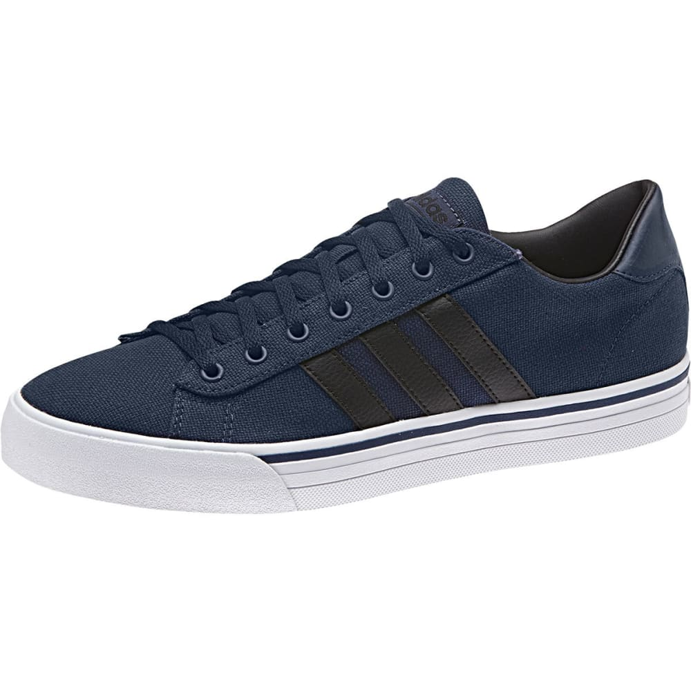 Adidas Men's Cloudfoam Super Daily Skate Shoes, Collegiate Navy/black/running White