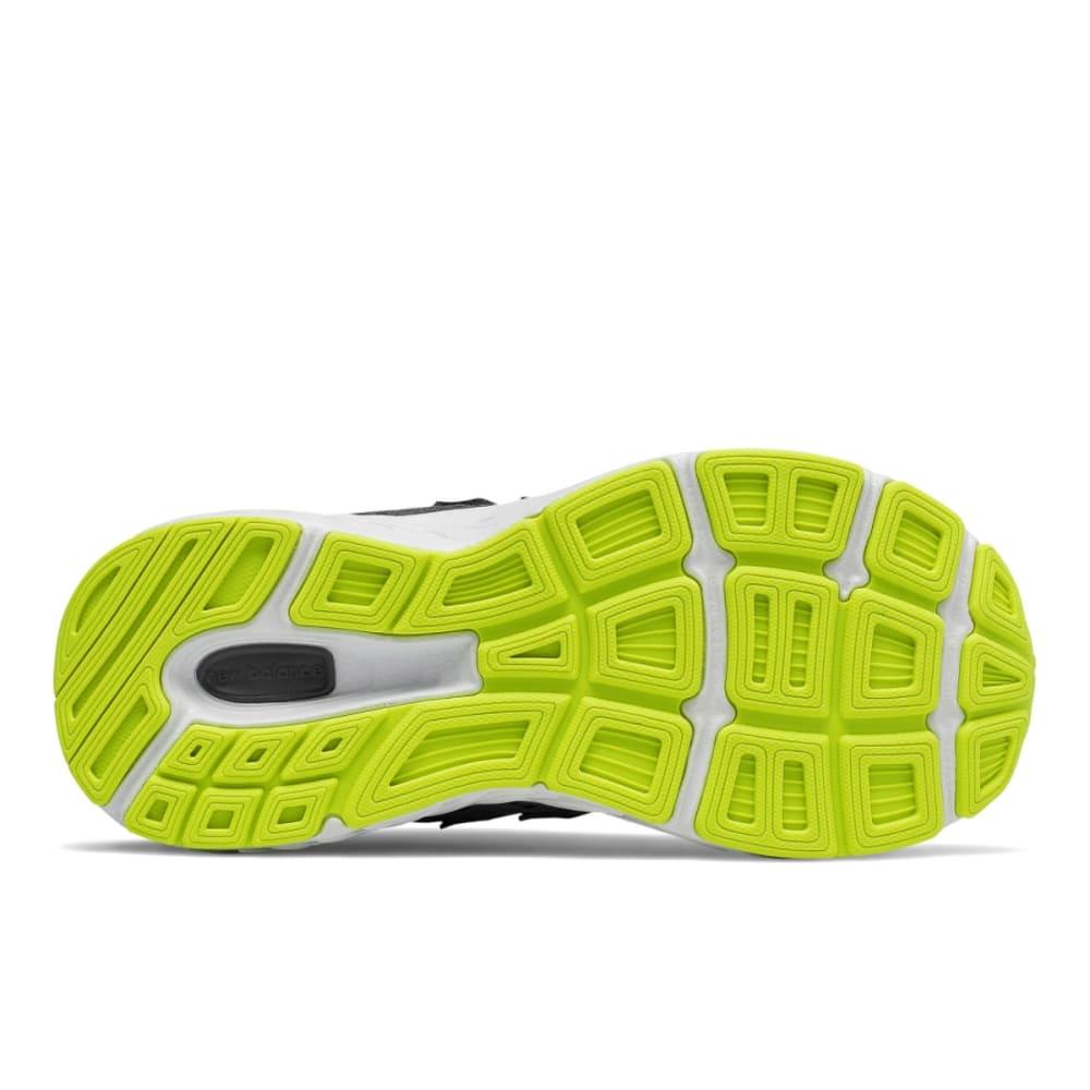 NEW BALANCE Boy's 680v5 Wide Running Shoes - GREY