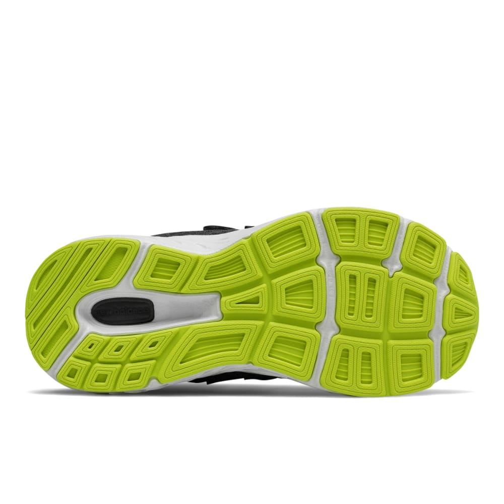NEW BALANCE Little Boys' Preschool 680v5 Alternate Closure Sneakers, Wide - GREY
