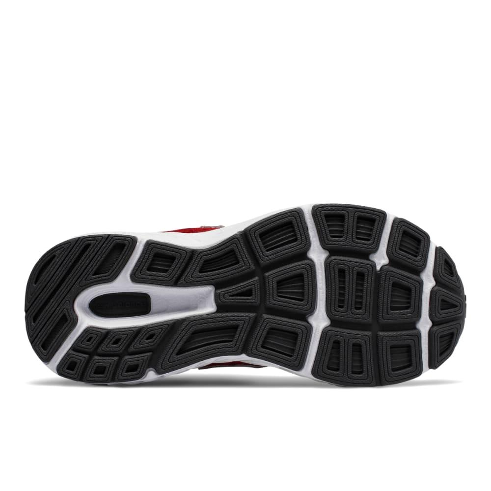 NEW BALANCE Little Boys' Preschool 680v5 Alternate Closure Sneakers, Wide - RED