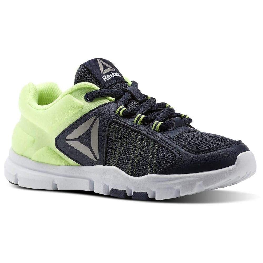 REEBOK Little Boys' YourFlex Train 9.0 Sneakers - NAVY