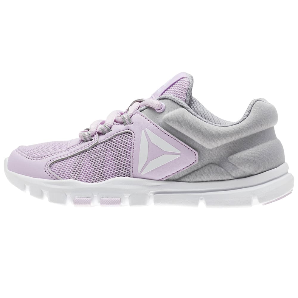 REEBOK Big Girls' YourFlex Train 9.0 Sneakers - MOONGLOW
