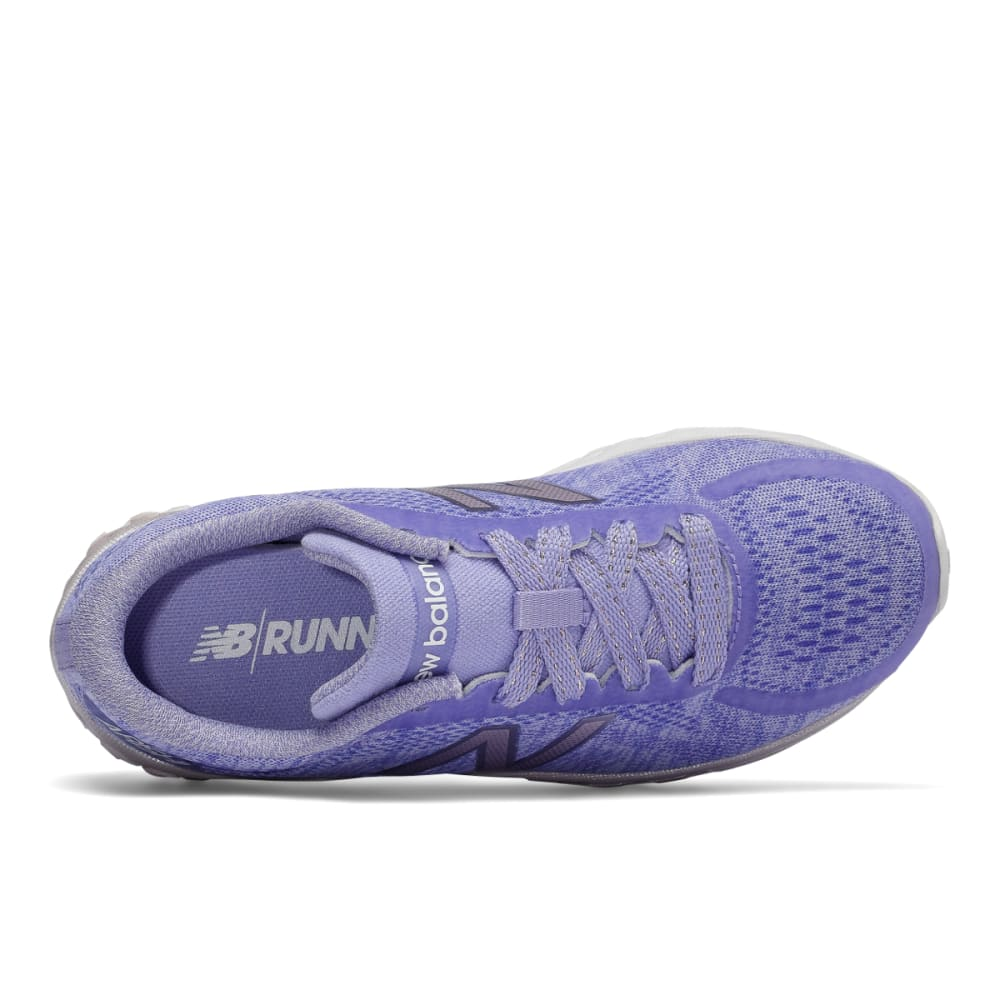 NEW BALANCE Girl's Fresh Foam Arishi Running Shoes - PURPLE