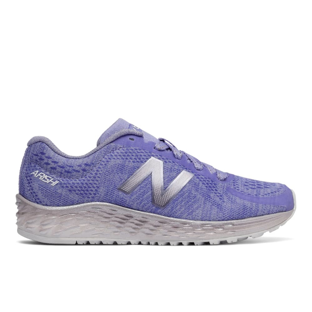 NEW BALANCE Girl's Fresh Foam Arishi Running Shoes - PURPLE