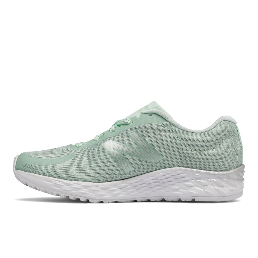 NEW BALANCE Big Girls' Grade School Fresh Foam Arishi Running Shoes - SEAFOAM
