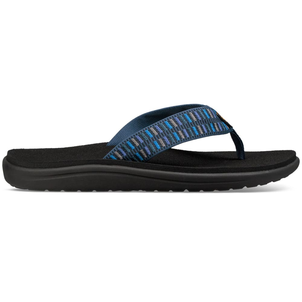 TEVA Men's Voya Flip Sandals - COLE INSIGNIA BLUE
