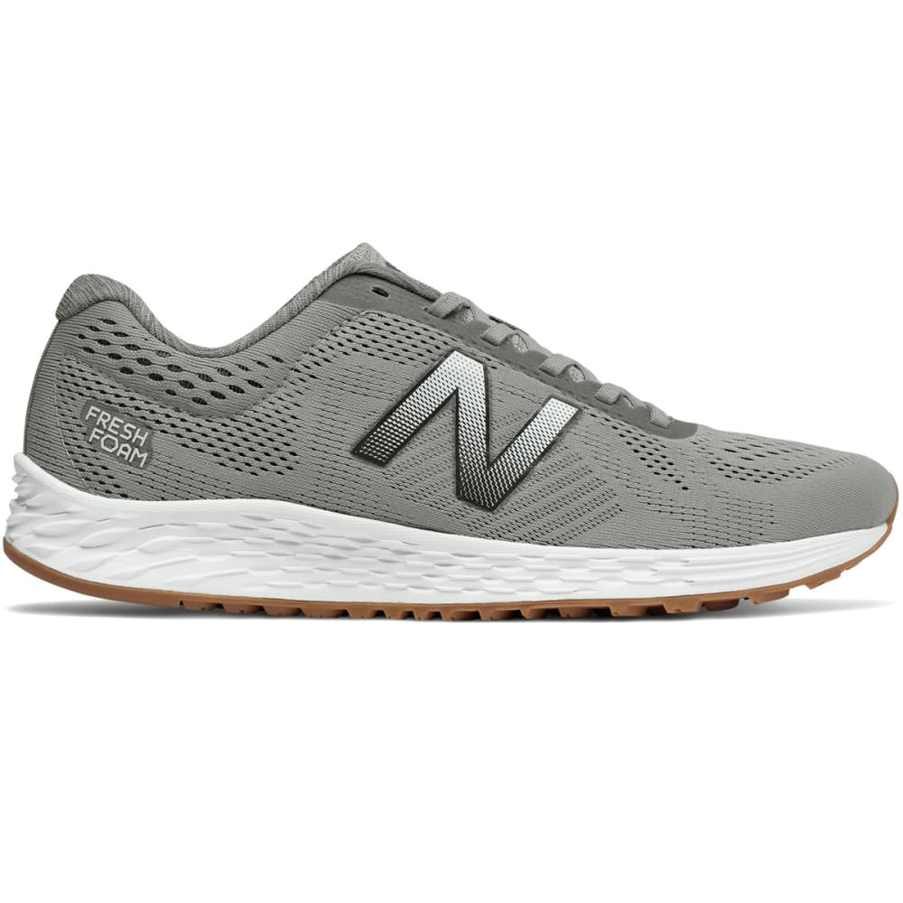 NEW BALANCE Men's Arishi V1 Fresh Foam Running Shoes - GREY