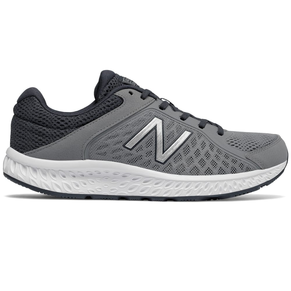 NEW BALANCE Men's 420v4 Running Shoes - GUNMETAL