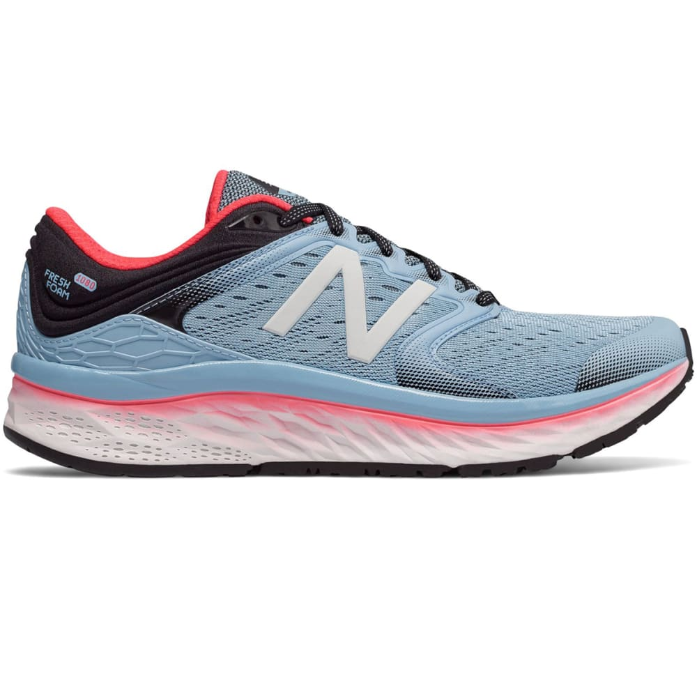 NEW BALANCE Women's Fresh Foam 1080v8 Running Shoes - CLEAR SKY