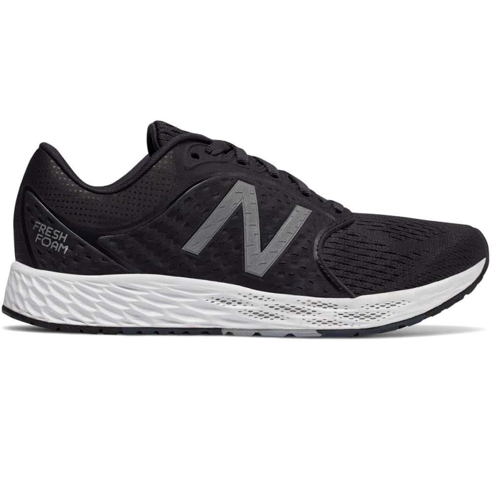 New Balance Women's Fresh Foam Zante V4 Running Shoes - Black, 7