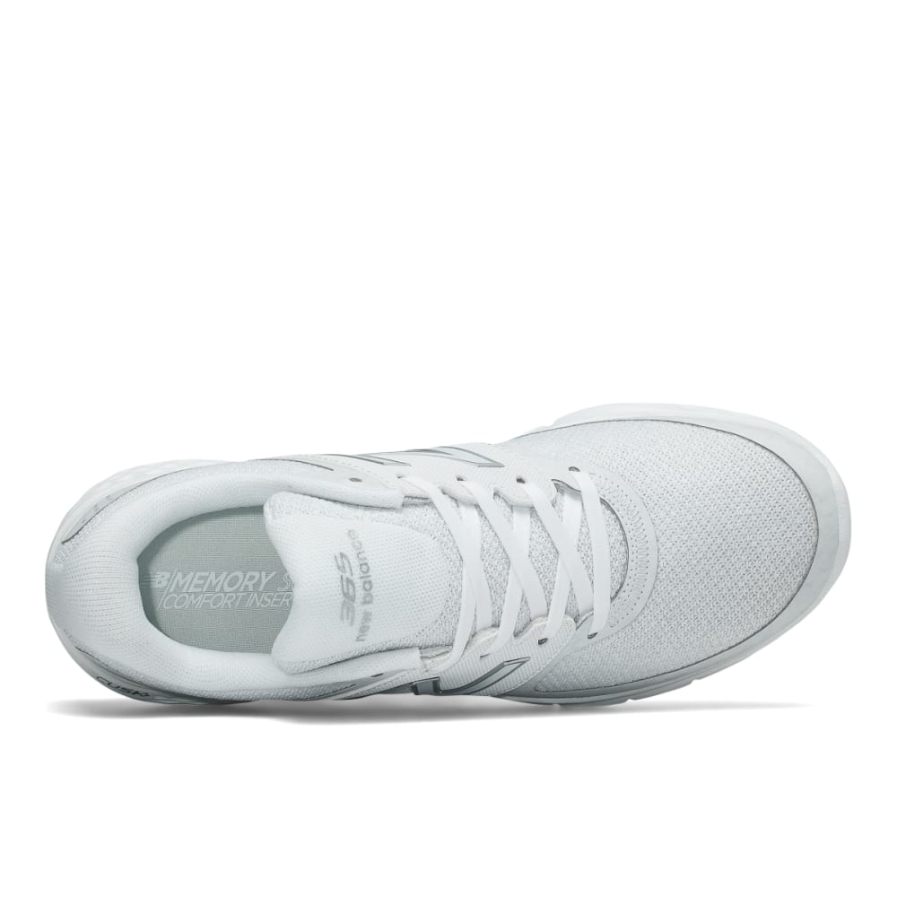 NEW BALANCE Women's 365 Walking Shoes, Wide - WHITE