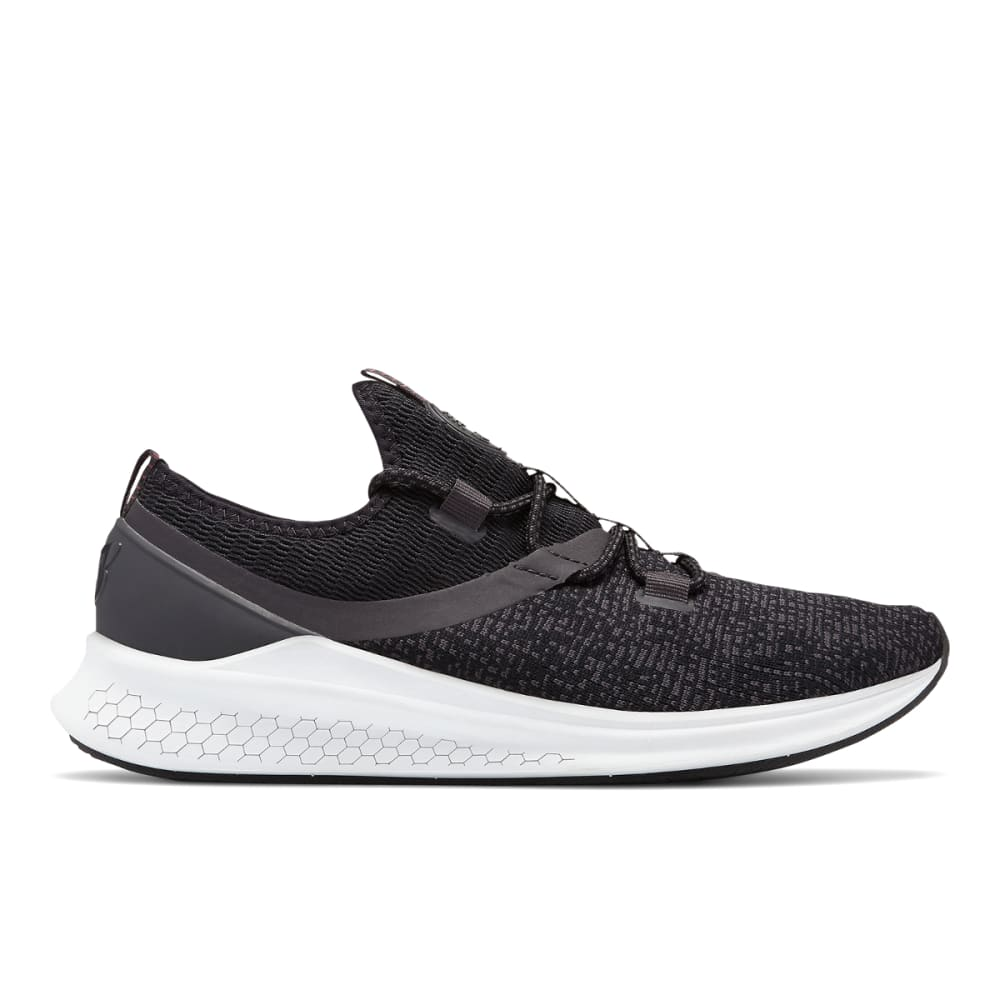 New Balance Women's Fresh Foam Lazr Sport Running Shoes - Black, 7.5